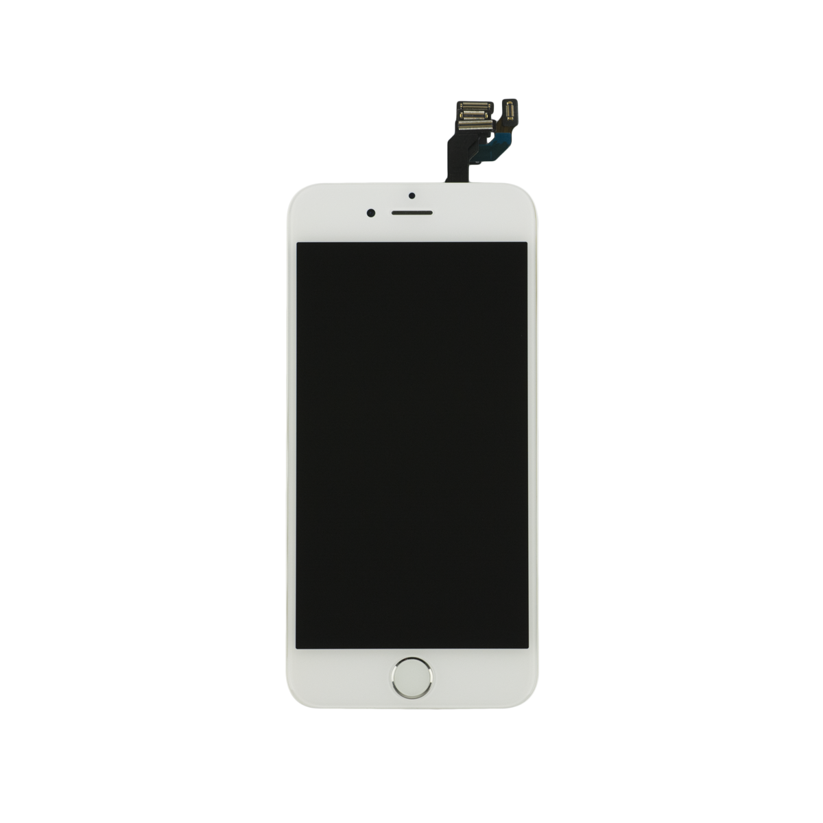 For Apple iPhone 6 6G - LCD Digitizer Touch Screen Assembly - With Spare Parts - White - OEM