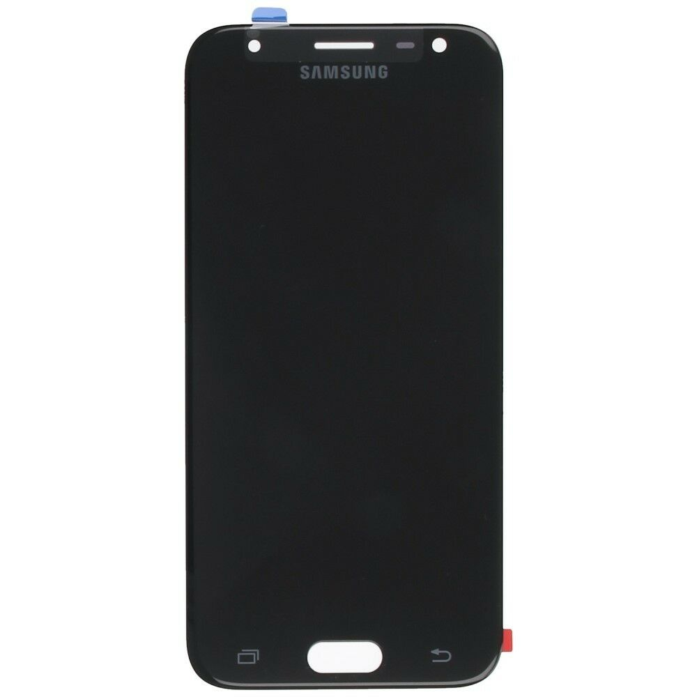 For Samsung Galaxy J3 SM-J330FN 2017 - LCD Digitizer Touch Screen Complete Assembly - Black