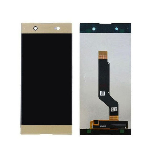 Sony Xperia XA1 - LCD Digitizer Touch Screen Assembly - Gold - OEM
