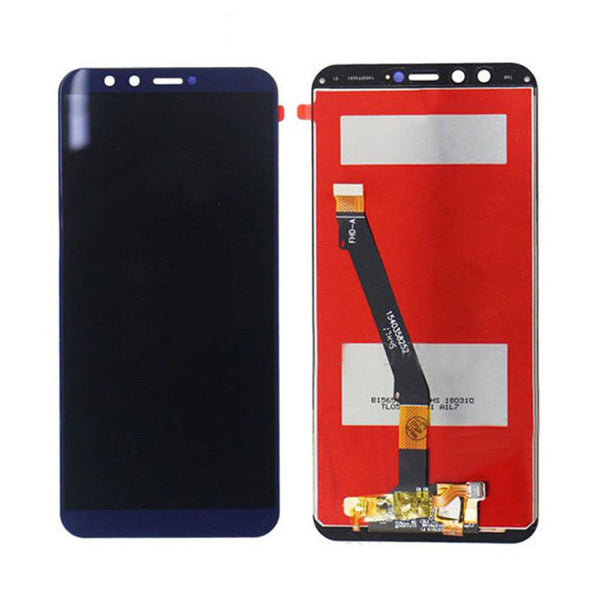 Huawei P Smart - LCD Digitizer Touch Screen Assembly - Blue - OEM