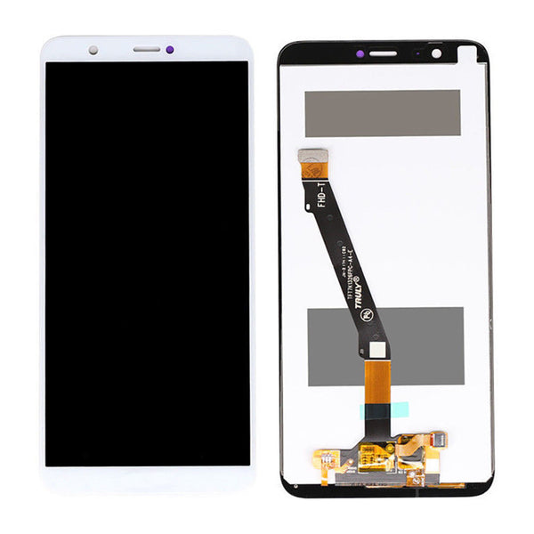 For Huawei P Smart - LCD Digitizer Touch Screen Assembly - White - OEM