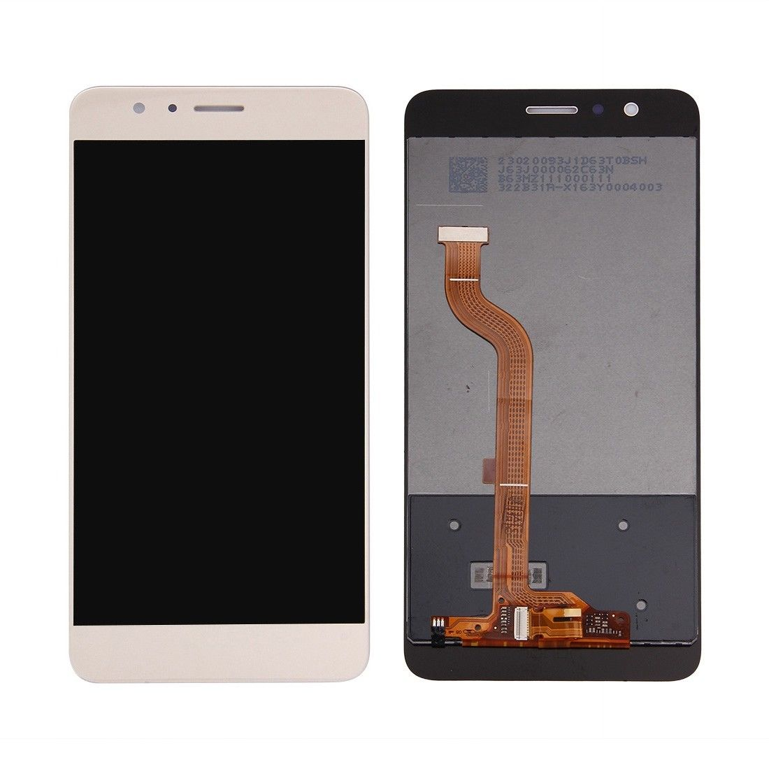 Huawei Honor 8 - LCD Digitizer Touch Screen Assembly - Gold - OEM
