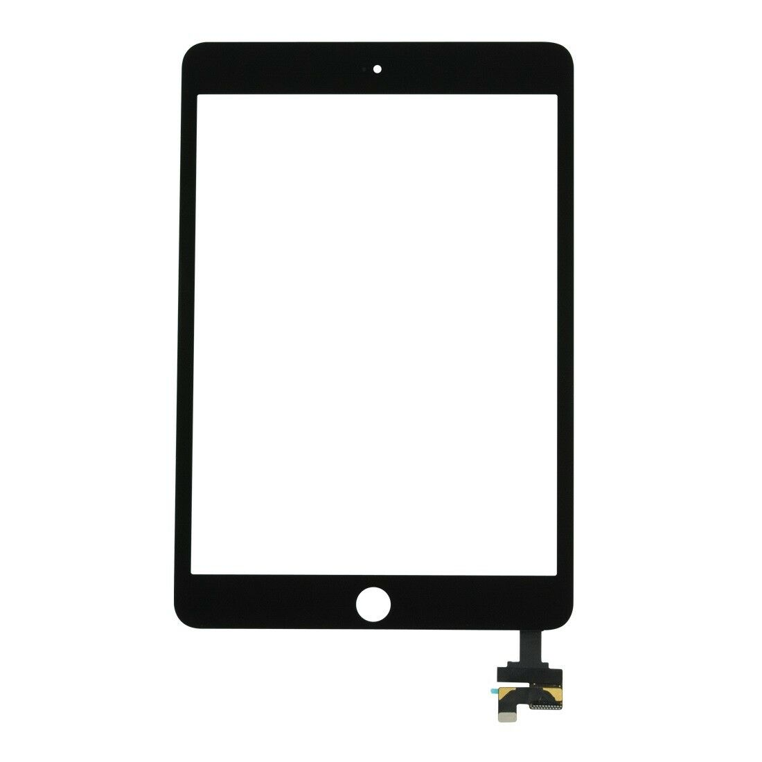 Black iPad Mini 3 Glass Digitizer Touch Replacement Screen
