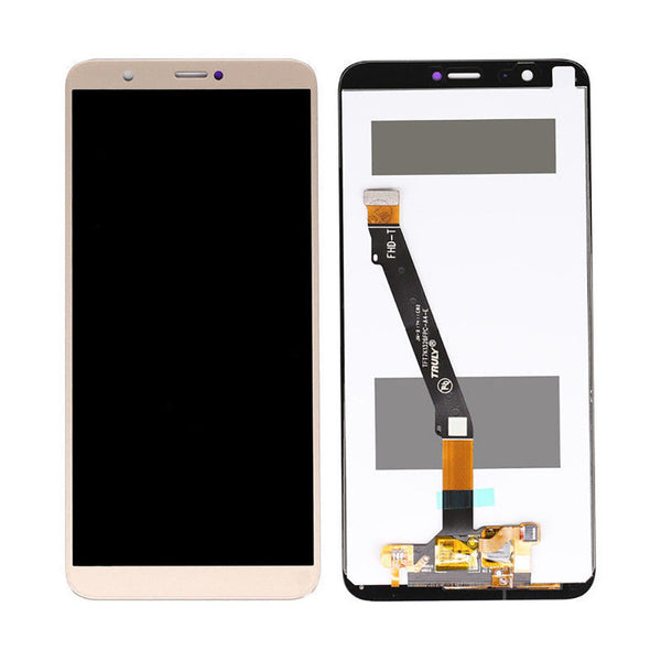For Huawei P Smart - LCD Digitizer Touch Screen Assembly - Gold - OEM