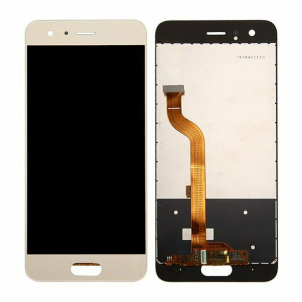 For Huawei Honor 9 - LCD Digitizer Touch Screen Assembly - Gold - OEM