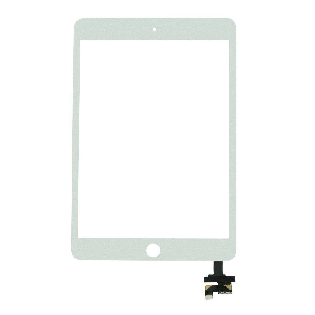White iPad Mini 3 Glass Digitizer Touch Replacement Screen