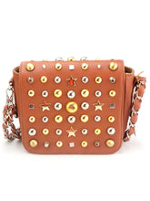Studio Accessories Tan color leather Hand bag