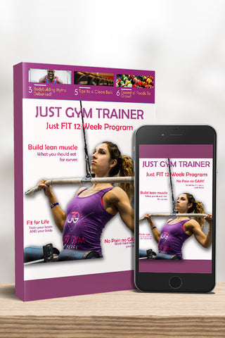 Just FIT 12 Week Trainer