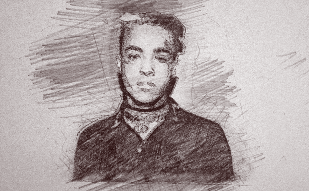 xxxtentacion drawing fraxille video