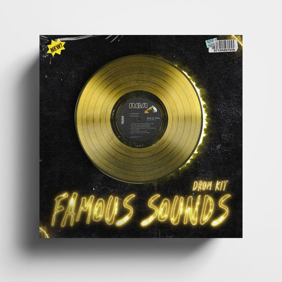 Fikon - Famous Sounds Drum Kit - Fraxille