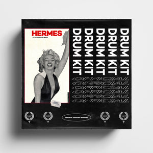 Hermes - Official Drum Kit - Fraxille