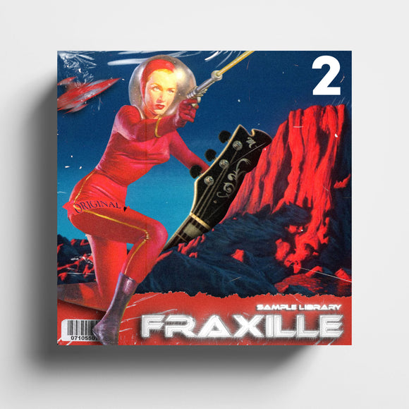 Fraxille - Sample Library Vol. 2 - Fraxille