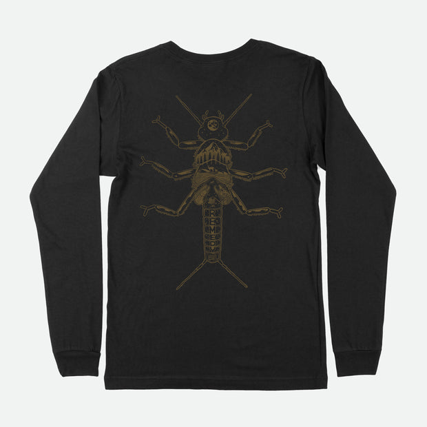 Golden Stonefly Long Sleeve