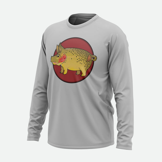 Cutthroat Pig Solar Shirt