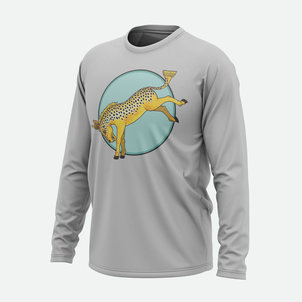 Donkey Brown Trout Solar Shirt