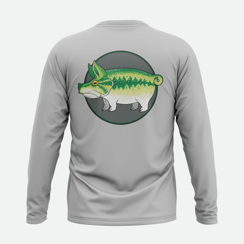 Pig Largemouth Solar Shirt