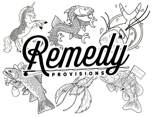 Remedy Provisions Coloring Pages