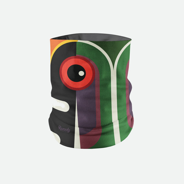 Wood Duck Flag Face Shield