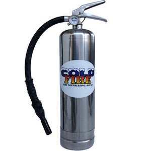 12 Liter Cold Fire Extinguisher