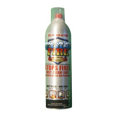 Cold Fire Spray Can Extinguisher (1 can)
