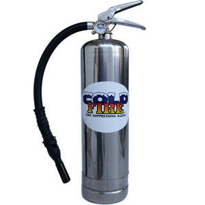 6 Liter Cold Fire Extinguisher