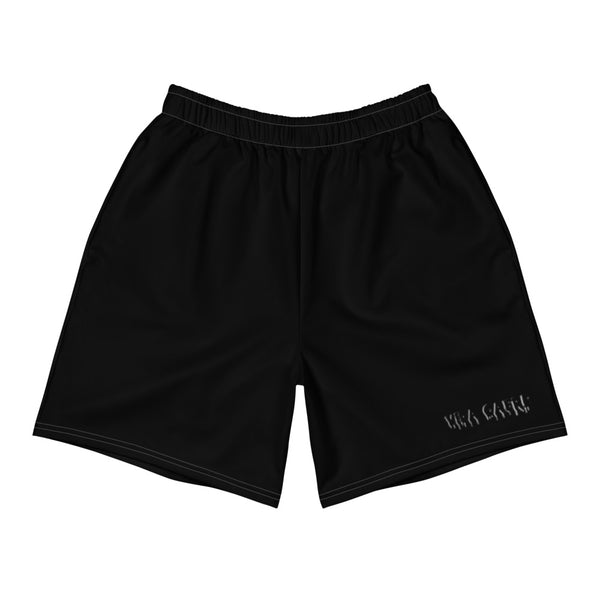 Black On Black Homenaje Minimalista Long Shorts
