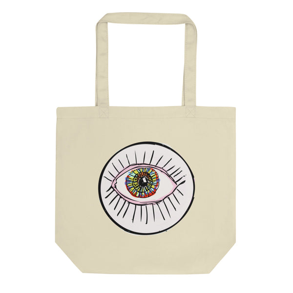 All Seeing Eco Tote Bag