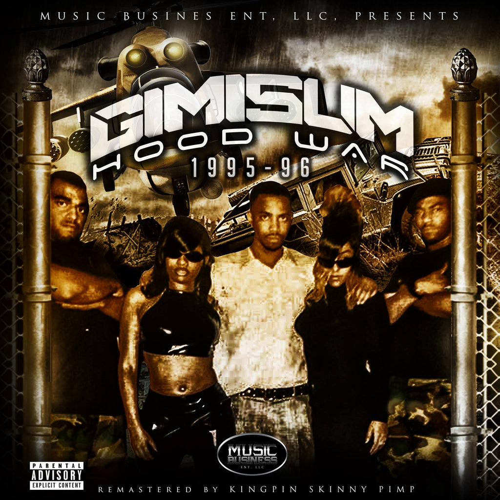 Gimisum Hood War (remastered) Digital Download