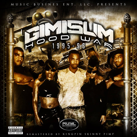 Gimisum Hoodwar (remastered) Hard Copy
