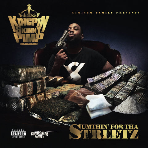 Sumthin' for the Streetz (Street Version) Hard Copy