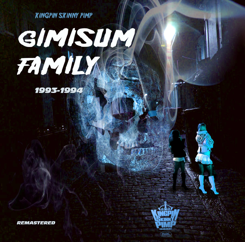 "Gimisum Family 1993- 1994 (remastered) (""Digital Download"")"