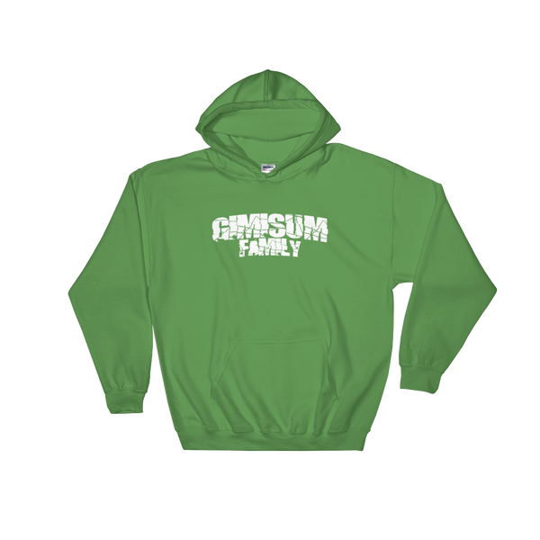 Kingpin Skinny Pimp's Gimisum Family Hooded Sweatshirt