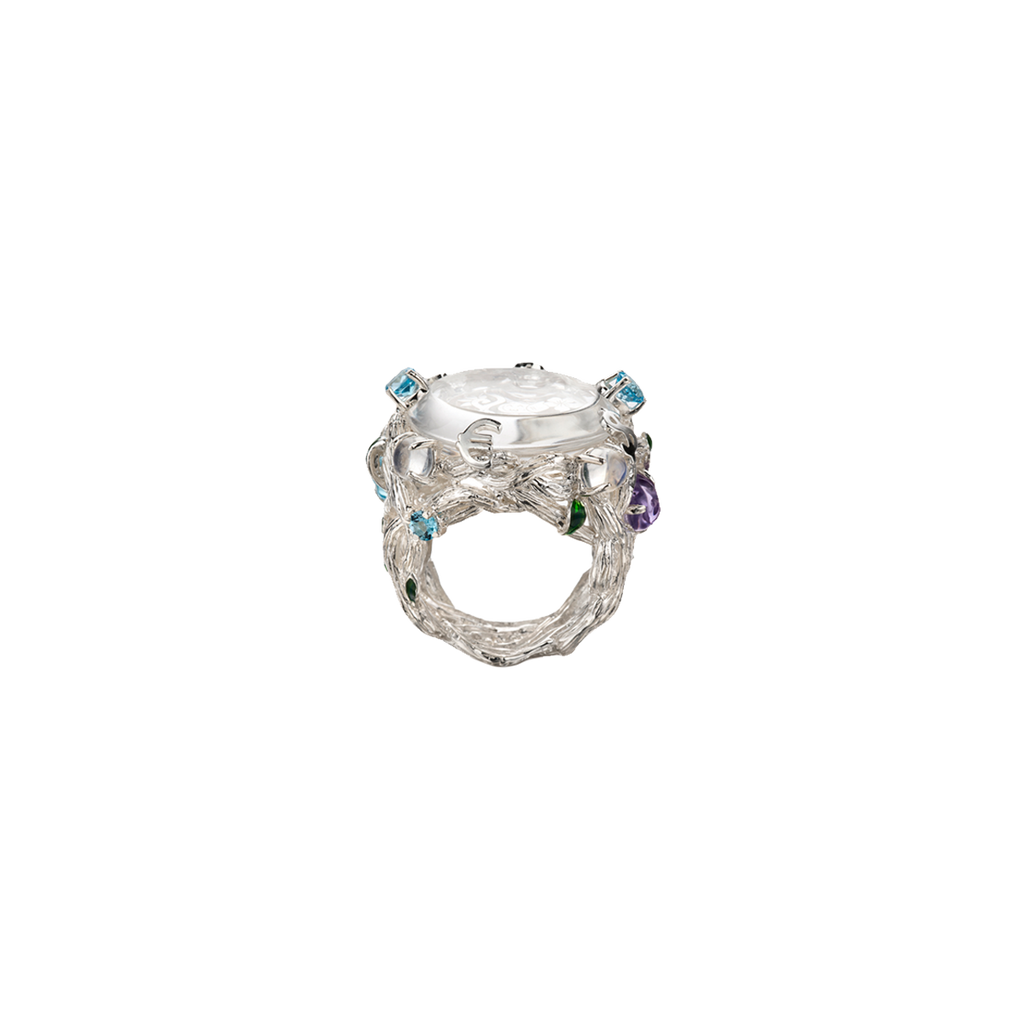 Kawaii Cocktail Ring
