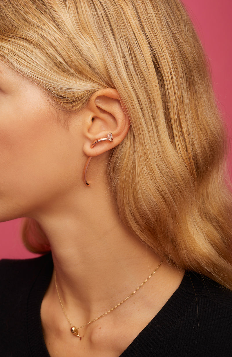 Prosperity Gold Earrings