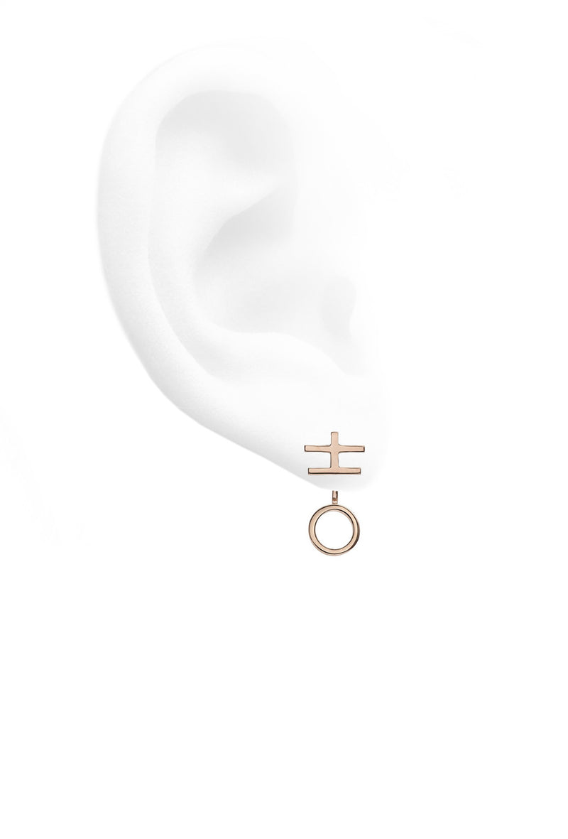 LUCK Single Earring