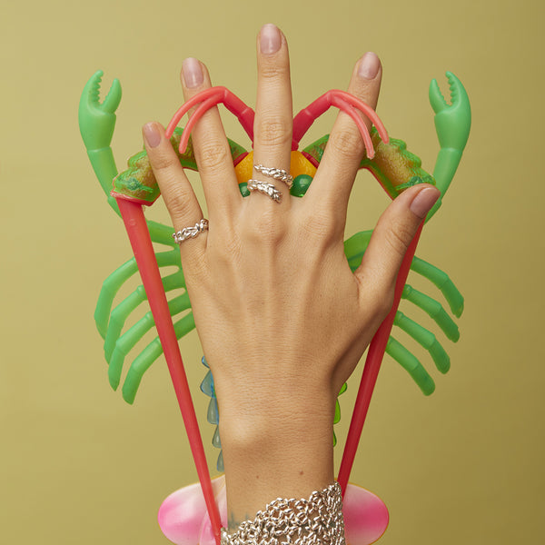 Contrarié Rice Ring