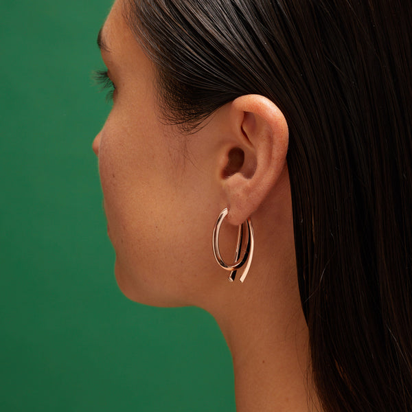 Honeysuckle Long Earrings