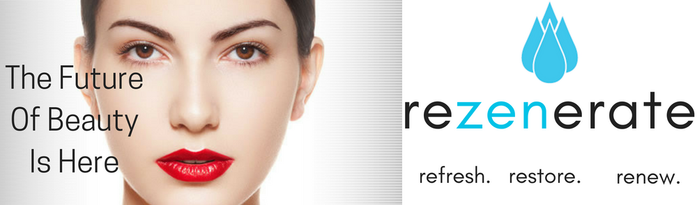 Rezenerate Facials, The Future Of Beauty Is Here