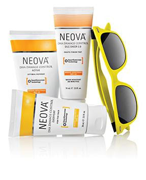 DNA Damage Control SmartSunscreens