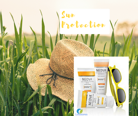 Neova Sunscreen Products