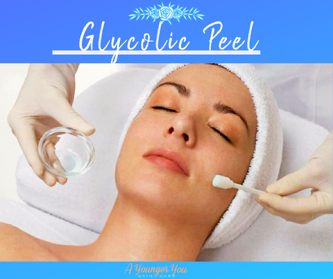 A Younger You Glycolic Peel