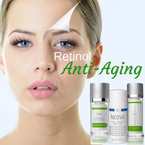 Retinol, neova and rhonda allison