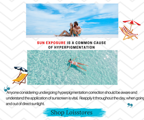 Shop Loisstores for sunscreen