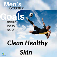 Men's Healthy Skin Goals