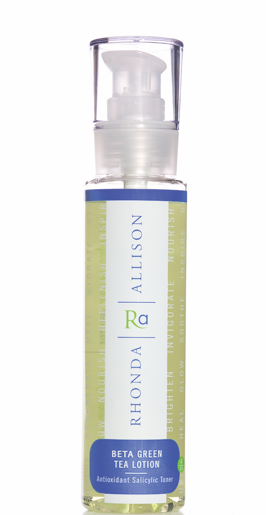 Loisstores Rhonda Allison Beta Green Tea Lotion