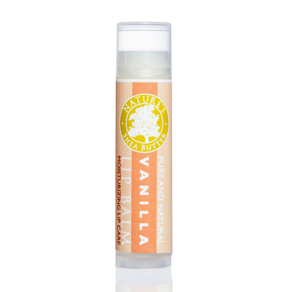 Vanilla Shea Butter Lip Balm - Family Shopping Store