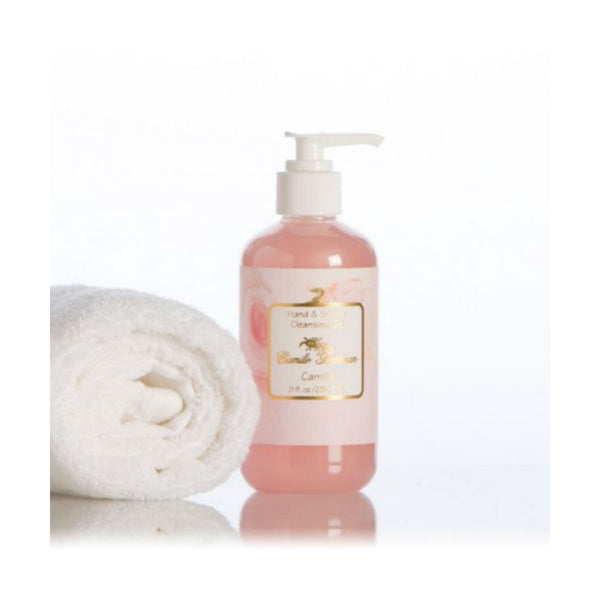 Hand and Shower Cleansing Gel 13oz Camille