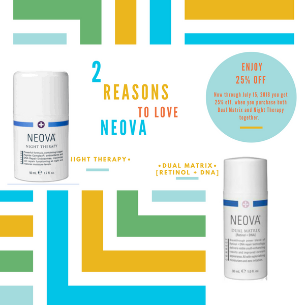 Neova Retinol and Night Therapy Special