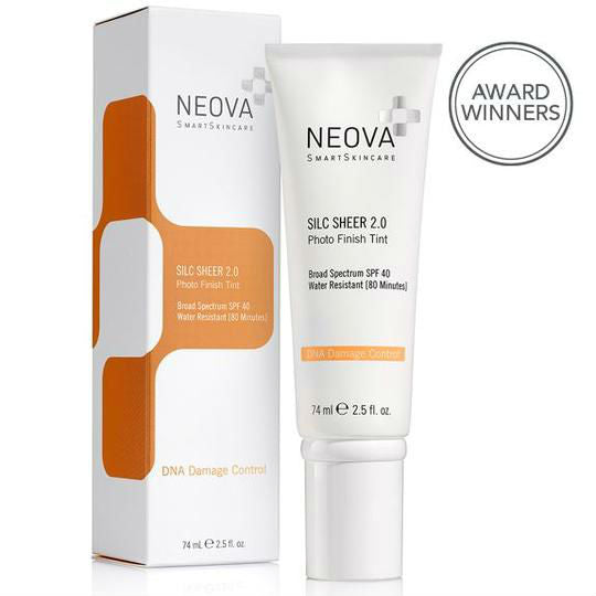 Neova DNA Damage [SILC SHEER 2.0 Broad Spectrum SPF 40]