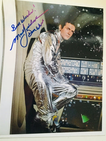 Lost in Space Mark Goddard Signed Photo with COA